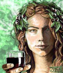 The Dionysian Spirit by JaniceDuke