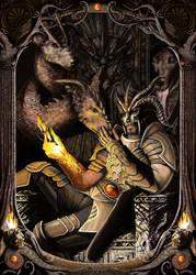 Hades by JaniceDuke
