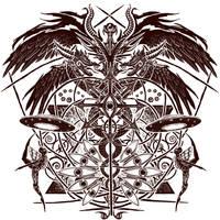 Psychedelic Caduceus by JaniceDuke