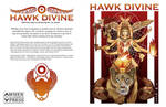 Hawk Divine cover by JaniceDuke