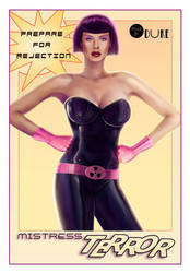 Mistress Terror by Pin-up-by-Duke