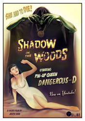 Shadow in the Woods by Pin-up-by-Duke