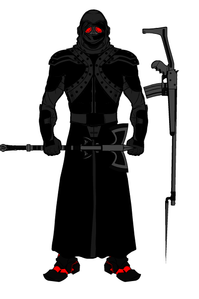 Death Seeker Armor Type By Henvok On Deviantart