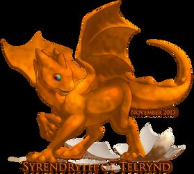 Syrendryth - Hatchling by SecondPass