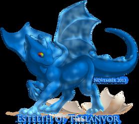 Estelth - Hatchling by SecondPass