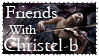 Christel's Stamp by MariaAJMD