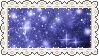 Blue Space Stamp by V-Mordecai