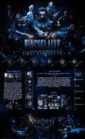MAL Profile Theme - Kingsglaive: Final Fantasy XV by Swe3tkOkO