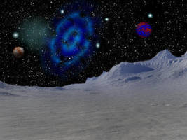 A Shady Moon by jaryth000