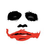 joker stencil by blaze-01