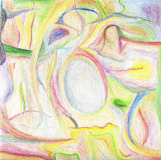 Abstract Egg by tonixart
