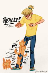 Kitten me by ThePinkTroll