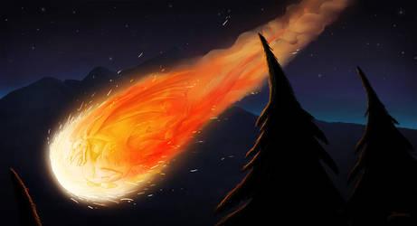Meteor by DuszanB