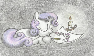 Sweetie Belle by SuperKingC777