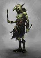 Goblin Assassin by Seraph777