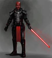 Sith Knight by Seraph777