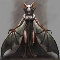 Bat Queen by Seraph777
