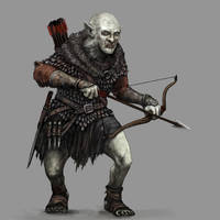 Orc Assassin by Seraph777
