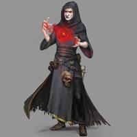 Dark Warlock by Seraph777