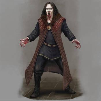 Vampire by Seraph777