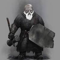 Duergar Cleric of Abbathor by Seraph777