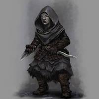 Duergar Rogue by Seraph777