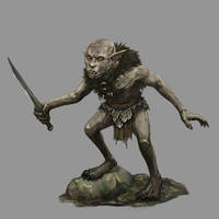 Goblin Tracker by Seraph777