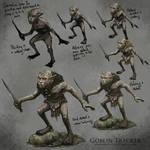 Goblin tracker wips by Seraph777