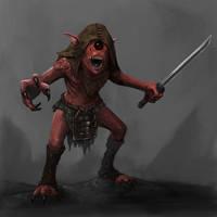 Bakemono goblin-1 by Seraph777