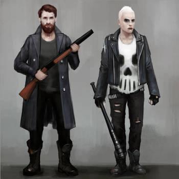 Hunters 2 by Seraph777
