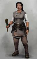 Alfur female by Seraph777