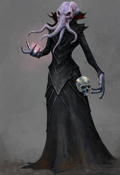 Mind Flayer by Seraph777