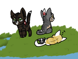 [cob]Camp What Camp by millemusen
