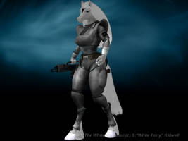 Beth TWG Armor by S-White-Pony-Kidwell