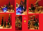 Minawa the Christmas Elf by KyoukaKami