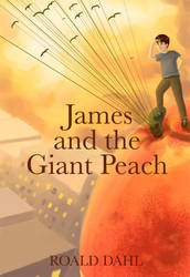 James and the Giant Peach by jessicasalehi