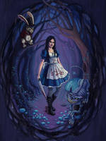 Alice by jessicasalehi