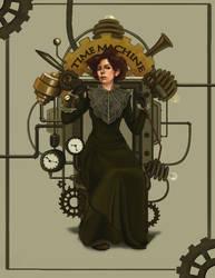 Time Machine by jessicasalehi