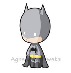 Baby Batman by AgnesGarbowska