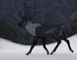 Reindeer Games by UnfortunateCorvid