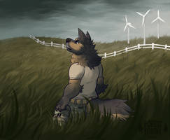 ych - Magarnan by ForestFright