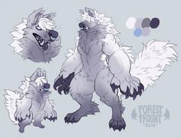 fenharel custom design by ForestFright