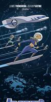 Infinity 8 vitrofanie by lao-wa
