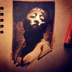 Anna May Wong by lao-wa