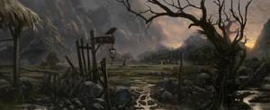 Echo valley by mingrutu