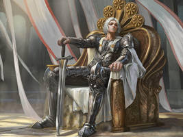knight by mingrutu