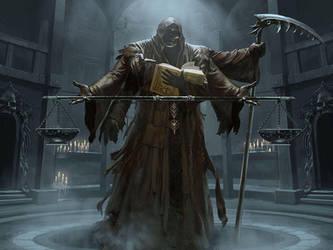 Devil Inquisitor by mingrutu