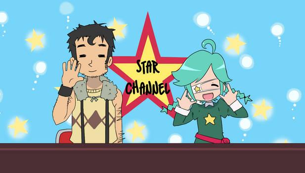Star channel by ShadowbugX