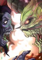 Keldor's Nightmare by JazylH