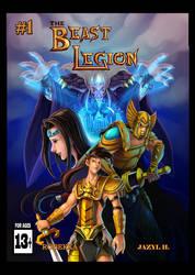 Beast Legion issue 1 by JazylH